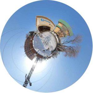 Дата Центр Алматы ул. Коктем 3