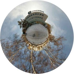 Дата Центр Астана ул. Абая