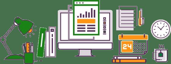 Учет в бухгалтерии онлайн
