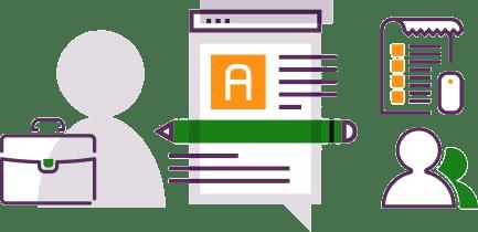 Работа с контрагентами в 1С бухгалтерии онлайн
