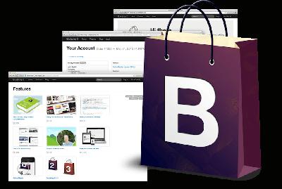Интернет магазин на Bootstrap