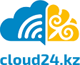 Logo cloud24.kz