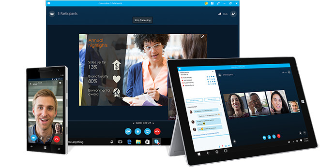 Skype for Business в Казахстане