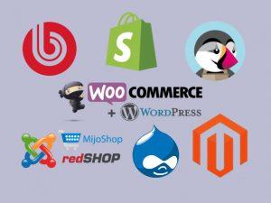 Создание интернет магазина ♻ Joomla ♻ WordPress ♻ Drupal ♻ Bootstrap